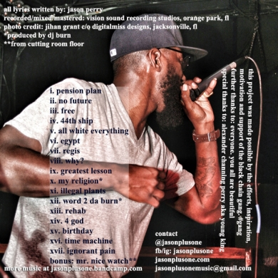 ignorant pain track listing